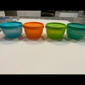 Tupperware Snack Cups